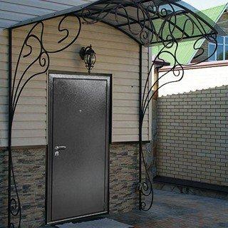 Сейф-двери в коттедж