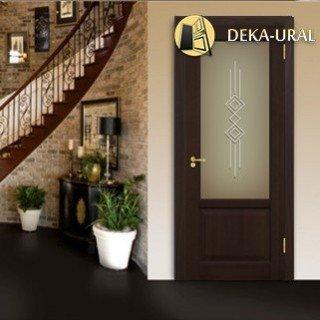 Двери из массива сосны - Классическая серия