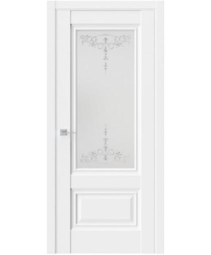 Chicago CH 8 (стекло 1) белый эмлаер