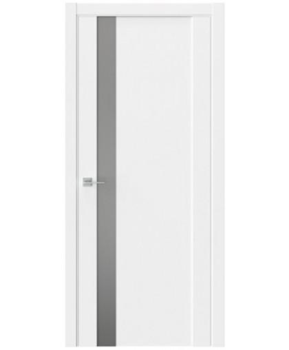 Fenton F28 белый эмлаер зеркало графит сатин