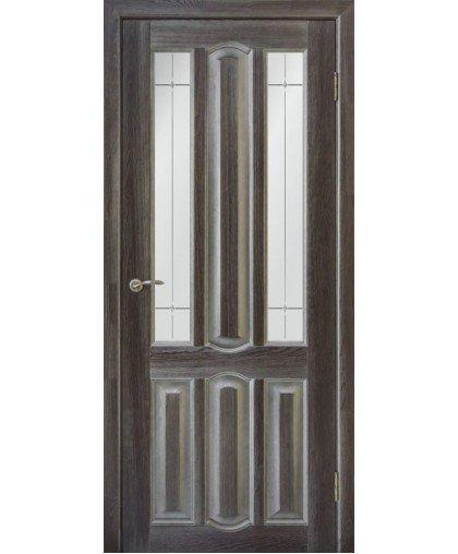 Межкомнатная дверь Филадельфия со стеклом