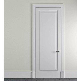 Белые двери МДФ